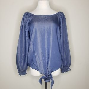 Off the Shoulders Tunic